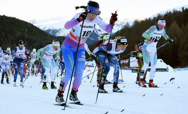 Krista Pärmäkoski on potentiaalinen mitalikandidaatti Lahden MM-kisoissa kaikilla matkoilla sprinttiä laskematta.