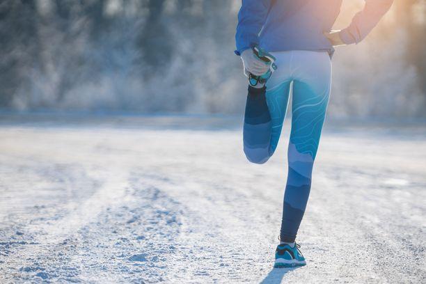 Flunssan jälkeen treenit kannattaa aloittaa varovaisesti.