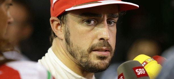 Fernando Alonson jatkosta Ferrarilla huhuillaan päivittäin.