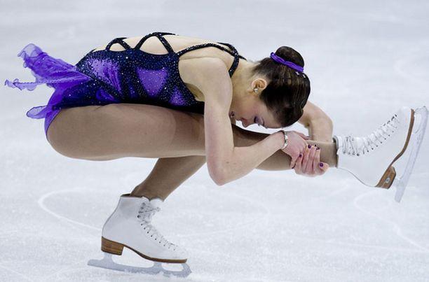 Laura Lepistö oli jo pronssilla viime talven EM-kisoissa Zagrebissa.