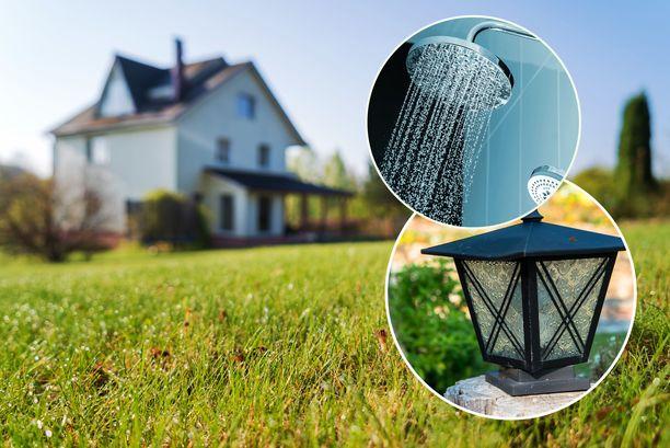 Käännä lattialämmityksen termostaatti pienemmälle. Älä kuitenkaan ota lattialämmitystä pois päältä märkätiloista.