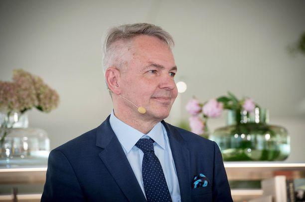 Ulkoministeri Pekka Haavisto on joutunut myrskyn silmään al-Holin asiassa.