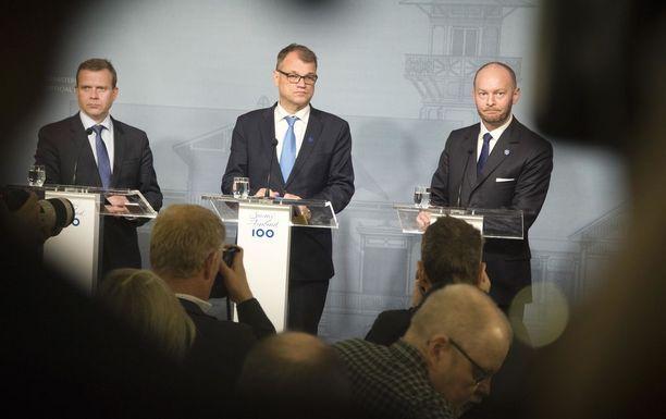 Hallituksen budjettiriihi käynnistyy keskiviikkona pääministerin virka-asunnolla Kesärannassa.