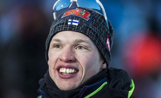 Mika Myllylä oli Iivo Niskasen lapsuuden sankari.