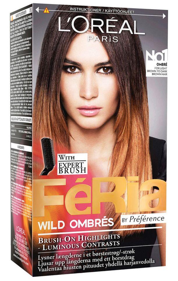 L'Oréal Paris Féria Wild Ombres -liukuväri, sävy 1. 11,90 €.