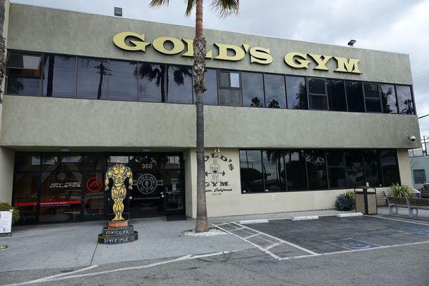 Julkkisten suosima Venicen Gold's Gym on joutunut sulkemaan ovensa koronapandemian vuoksi.