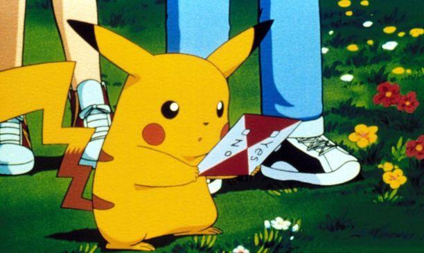 Pokémon oli ensimmäinen maailmanlaajuisen valtavirran suosion saavuttanut anime-sarja.