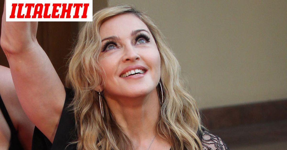Madonna Suomessa