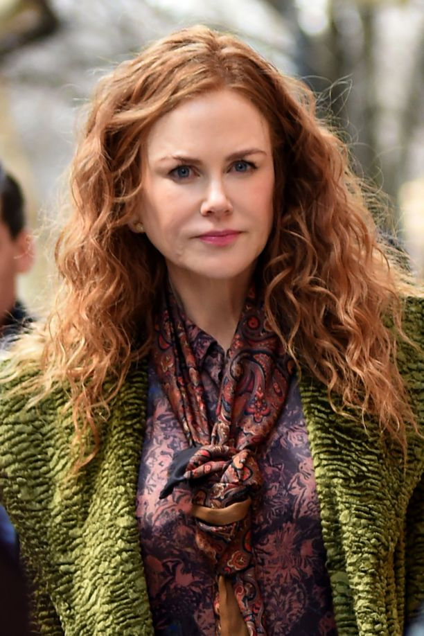 Nicole Kidman näyttää samalta kuin vuosia sitten. Jopa hiusten sävy on sama.