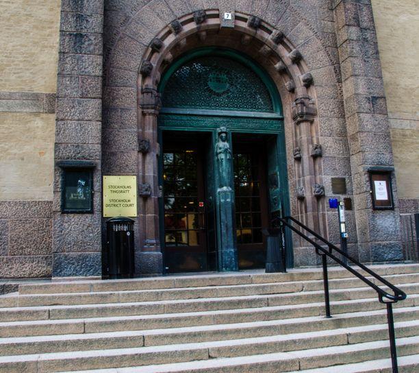 Tuomiot annettiin Tukholman käräjäoikeudessa.