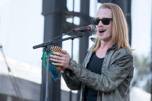 Nykyisin Macaulay Culkin on muusikko Pizza Underground-yhtyeessä.