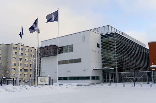 Poliisiammattikorkeakoulu sijaitsee Tampereen Hervannassa