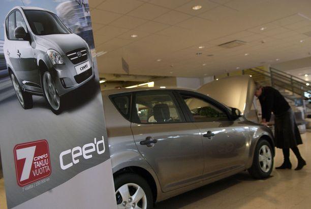 Kaikki alkoi vuonna 2006, kun Kia lanseerasi ensimmäiselle Euroopassa valmistettavalle Ceed-mallille 7 vuoden takuun.