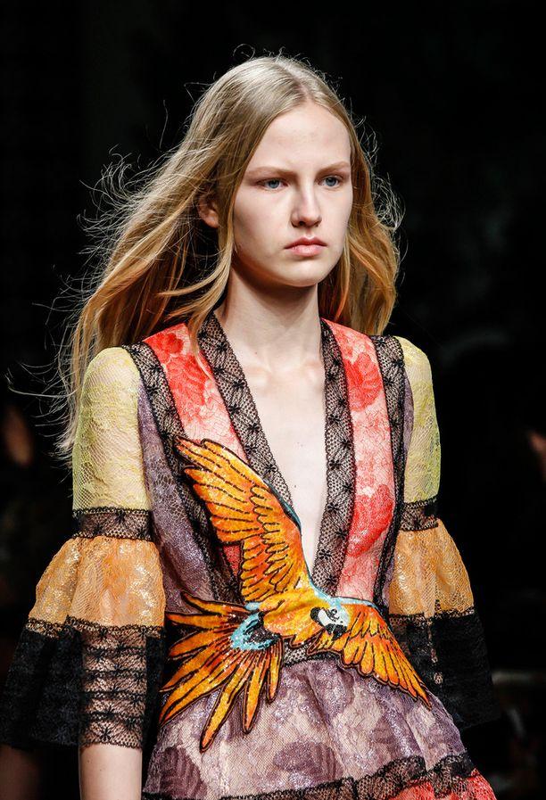 Gucci kevät-kesä 2016