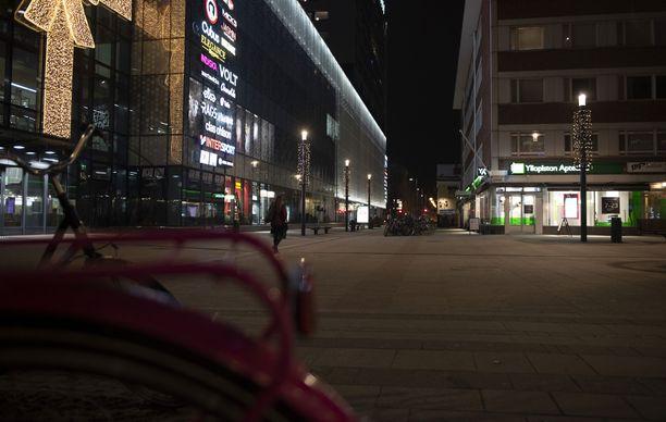 Äiti ja lapset löydettiin menehtyneenä Oulun keskustassa sijaitsevasta majoitusliikkeestä.