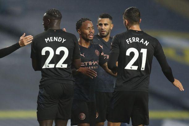 Juhliiko Manchester City Arsenalia vastaan?