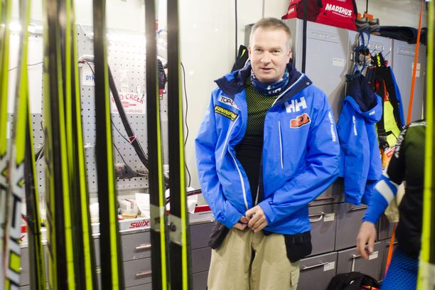 Matti Haavisto tavoittelee Suomen hiihtomaajoukkueen päävalmentajuutta.