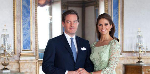 Prinsessa Madeleine ja Chris OŽNeill muuttavat jälleen ulkomaille.