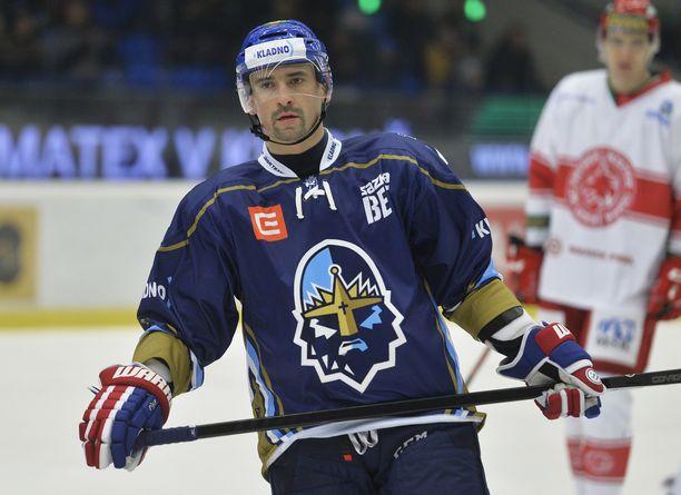 36-vuotias Tomas Plekanec on tällä kaudella päätynyt NHL:stä Tshekin pääsarjan kautta maan toiseksi korkeimmalle sarjatasolle.