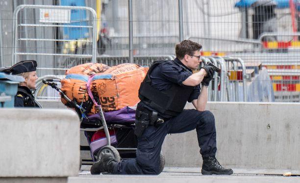 Ruotsin terrori-iskussa on paljon yhteneväisyyksiä Berliiniin ja Nizzaan.