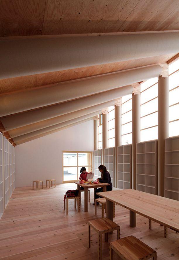 Paper Atelier, Onagawa, Japani, 2011