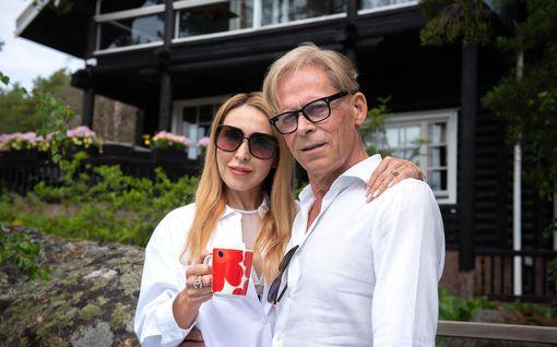 Toivo ja Nadja Sukari esittelevät Kustavin lemmenpesänsä - katso kuvat upeasta kesäparatiisista