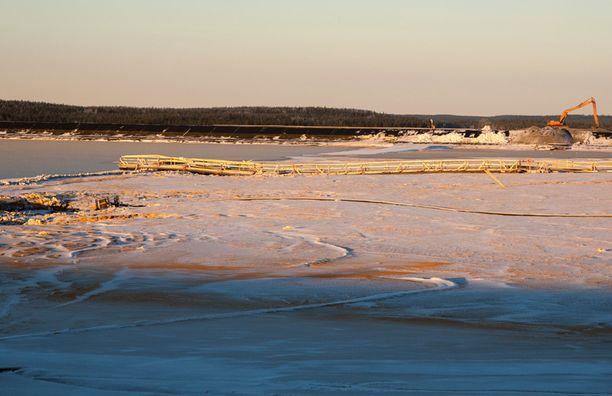 Talvivaaran kaivos hakeutui eilen konkurssiin.