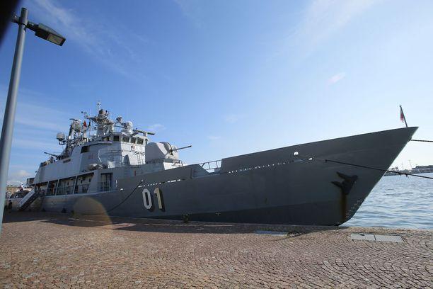 Miinalaiva Pohjanmaa myytiin kohun saattelemana lopulta Meritaidolle. Laiva riisuttiin sotavarusteista ja varustettiin merentutkimukseen sopivaksi. Nykyisin laiva kulkee nimellä M/S Pohjanmeri.