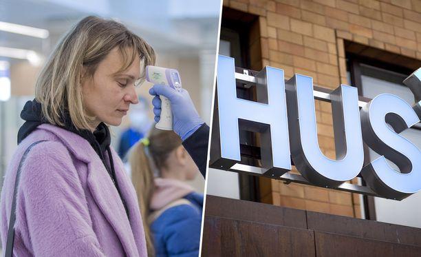 Hus kertoi keskiviikkona, että sen alueella todettiin tiistaina 49 koronavirustartuntaa. Kuvituskuva.