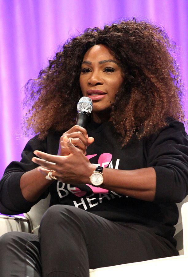 Serena Williams sanoo Meghan Marklen olevan kiltti ihminen.