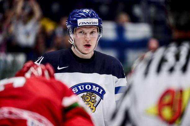Joonas Kemppainen johtaa Suomen pistepörssiä.