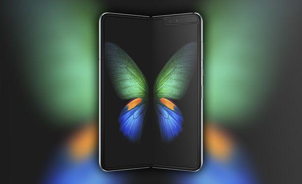 Samsung on lykännyt taittuvan Galaxy Foldin julkaisua.