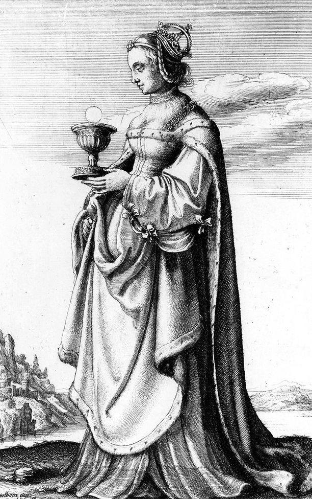 Anne Boleynin tarina kiehtoo edelleen.