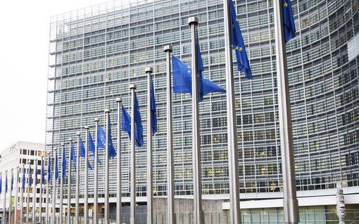 EU:n komission päämajan remontointi vei 13 vuotta - Berlaymont oli Liikasen pöydällä
