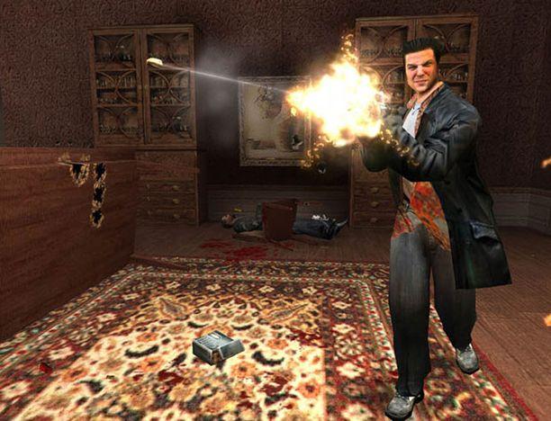 Suomalainen Max Payne -peli niittää mainetta maailmalla.