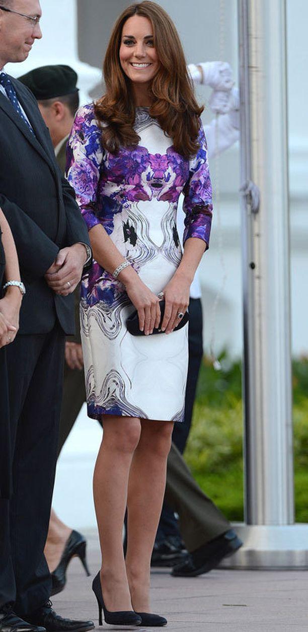 Herttuatar Catherinen virheettömän elegantti tyyli vakuutti People-lehden raadin.
