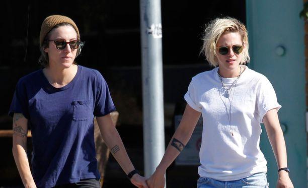 Alicia Cargile ja Kristen Stewart löysivät toisensa uudelleen.