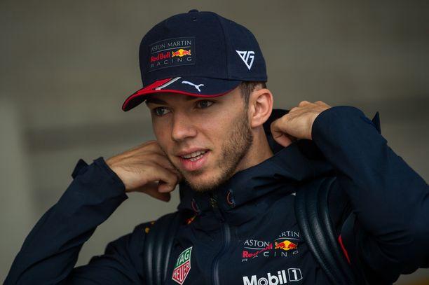 Helmut Markon mukaan Pierre Gasly oli pakko saada ulos Red Bullilta.