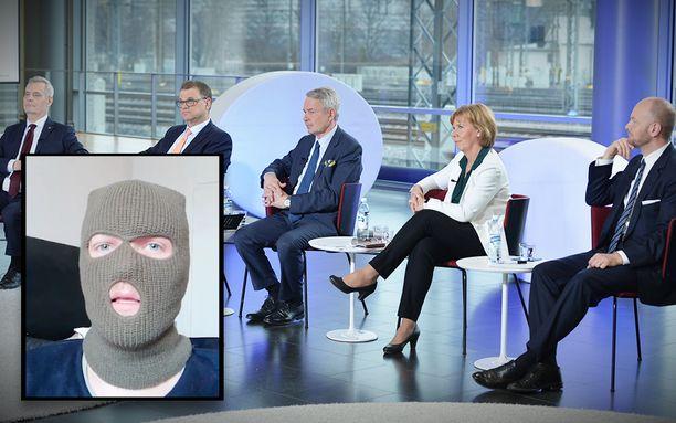 Tubettaja Kokemusten summa esitti kysymyksen Iltalehden vaalitentissä.