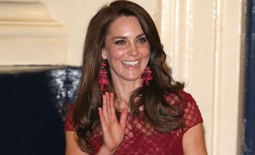Herttuatar Catherine toivoo lastensa nauttivan häistä.