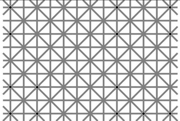 Montako pistettä löydät?