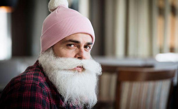 Brother Christmas on yksi illan ohjelman vieraista.