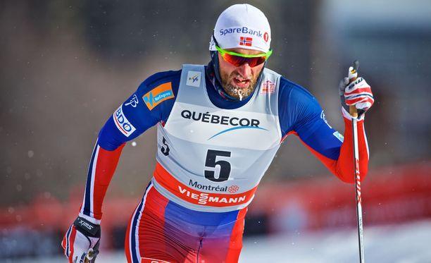 Petter Northug ei mahtunut Norjan maajoukkueen kokonpanoon Falunin maailmancupiin.