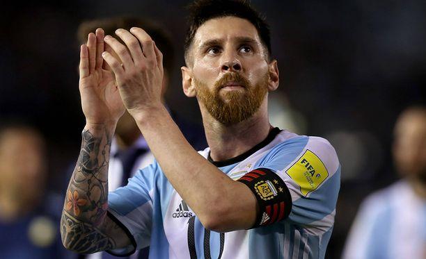 Lionel Messin kohuttu pelikielto lyheni.