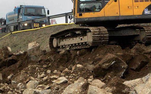 Poliisi tutkii Jyväskylän tapahtumia: Kuuluvatko kaivaustöissä löytyneet luut ihmiselle?