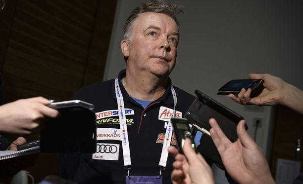 Reijo Jylhä ottanee Anne Kyllösen takaisin maajoukkueeseen ensi viikolla.