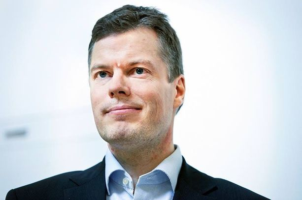 TERVETULOA TÖIHIN Fortumin uusi talousjohtaja Markus Rauramo saa 100 000 euroa pelkästä työpaikan vaihtamisesta.