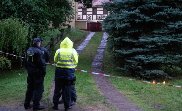 Annelin ruumis löydettiin maatilalta parin kilometrin päästä siitä paikasta, josta hänet siepattiin.