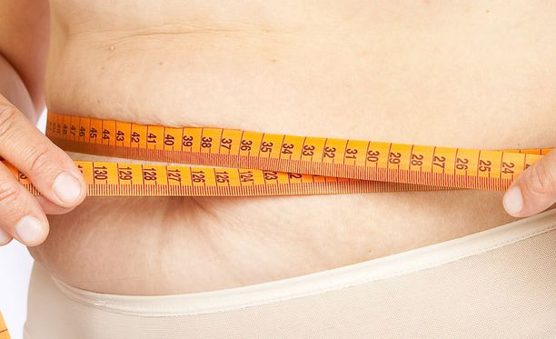Vähäinenkin painonpudotus on hyväksi, jos kiloja on kertynyt liikaa.