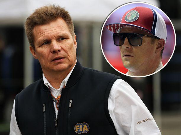 Mika Salo joutuu FIAn tuomarina tekemään toisinaan päätöksiä, jotka eivät välttämättä miellytä maanmiehiä Kimi Räikköstä ja Valtteri Bottasta.